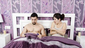 постоянные стрессы, половые инфекции