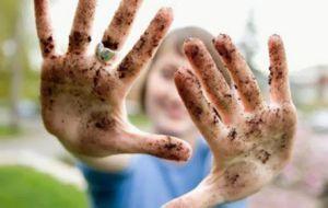 Грязные руки