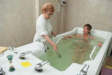 скипидарная ванна