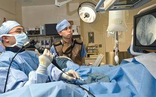 Вапоризацией называется выпаривание тканей предстательной железы с использованием лазера