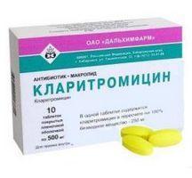klaritromitsin