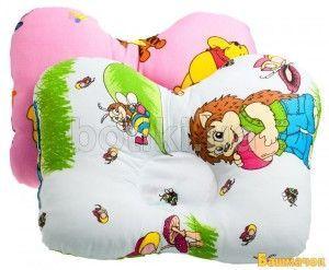 купить ортопедическую подушку для новорожденного