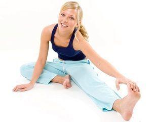 Упражнения против судорог