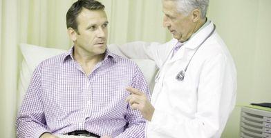 В экстренных случаях компьютерная томография предстательной железы может проводиться без использования специальных контрастов