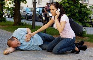 Помощь при гипогликемии