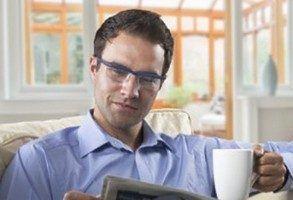 Данные очки созданы в Великобритании