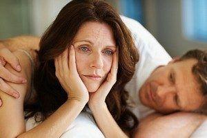женщина утрачивает возможность забеременеть