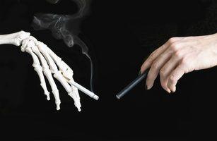 Если продолжите в дом же духе, то вам грозит рак легких или горла