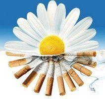никотин вызывает негативную реакцию
