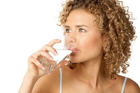 употребление воды при цистите